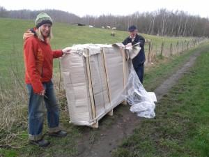 Komposttoilette als Paket 1