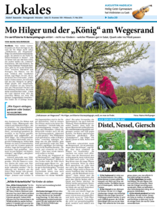 Aachener Zeitung 2016-05-11
