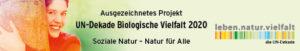 Ausgezeichnetes Projekt der UN-Dekade Biologische Vielfalt